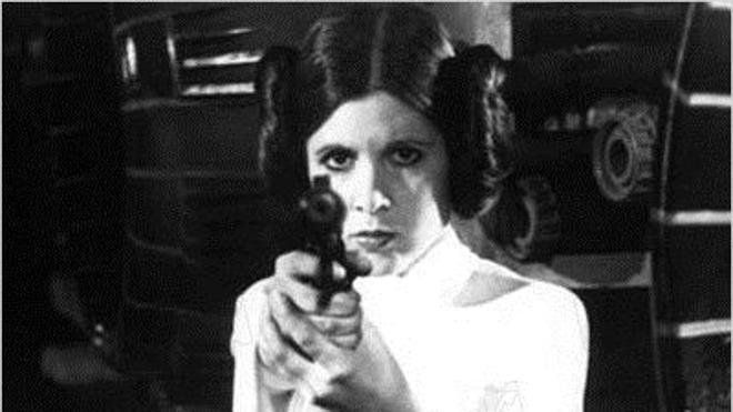 Carrie Fisher, la princesa galáctica y su vida de alcohol y drogas