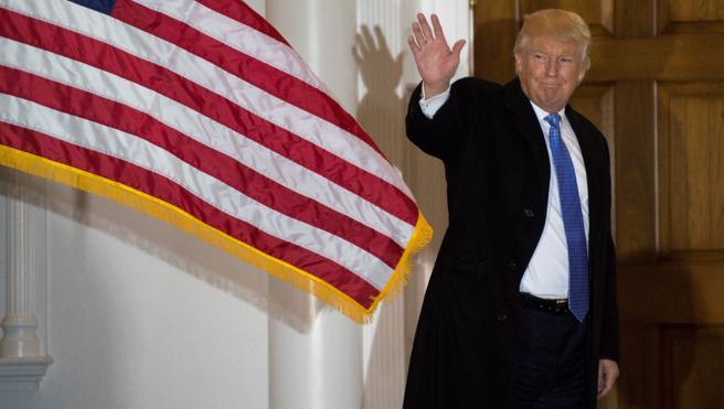 Trump convoca su primera rueda de prensa para el 11 de enero