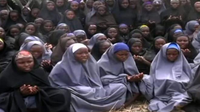Mil días del secuestro de las niñas de Chibok