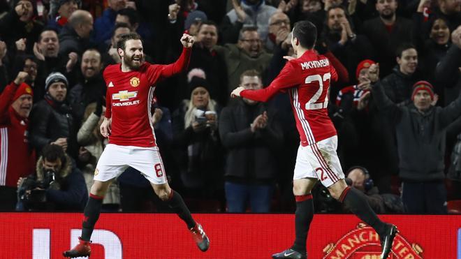 Juan Mata, el goleador silencioso