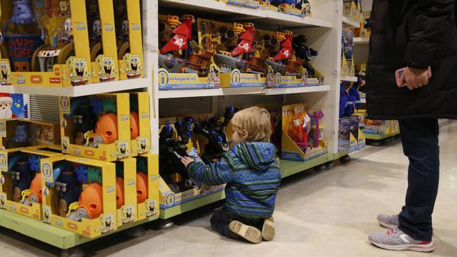 El juguete alcanza la mayoría de edad