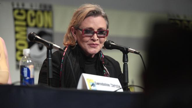 Disney niega que quiera digitalizar la imagen de Fisher para Star Wars