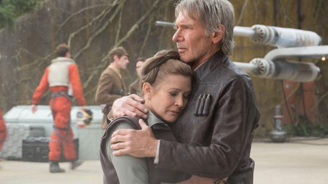 Carrie Fisher no será recreada digitalmente en ninguna cinta de 'Star Wars'