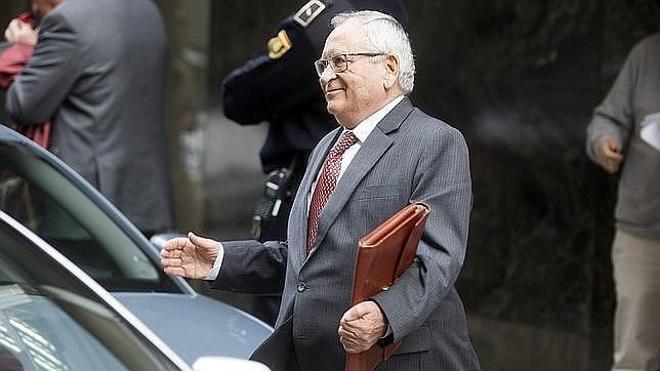 Ángel Sanchís dice que cuando era tesorero en los 80 no había caja «b, ni a, ni z»