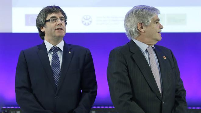 El PP busca desmontar la visita de Puigdemont a Bruselas