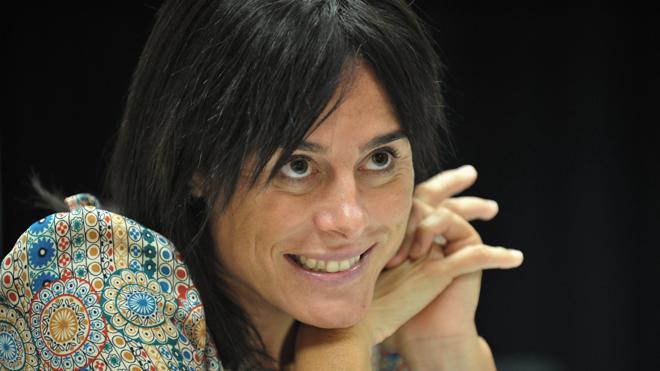 Edurne Pasaban será madre a los 43 años