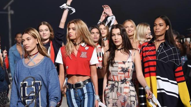 La política sube a la pasarela de la Semana de la Moda en Nueva York