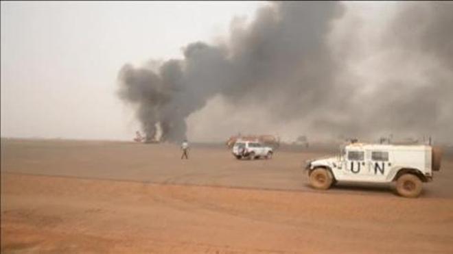 Al menos 37 heridos en un accidente de un avión de pasajeros en Sudán del Sur