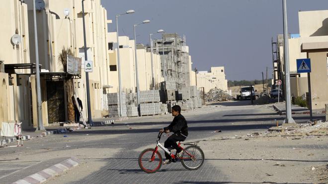 Israel construirá un muro subterráneo alrededor de Gaza