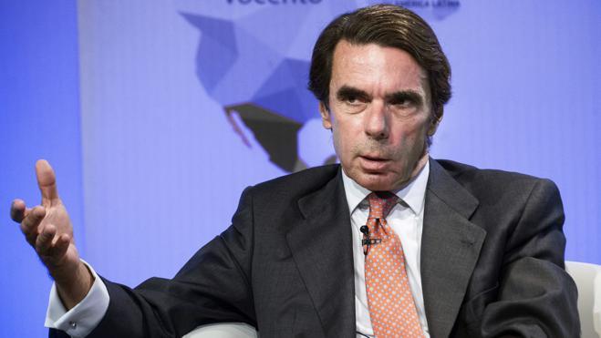 Aznar será el próximo invitado de Bertín Osborne en 'Mi casa es la tuya'