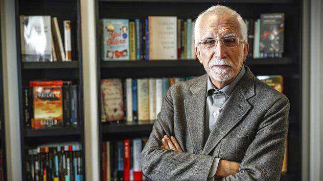Luis Mateo Díez: «La violencia y la maldad son terribles en la vida y fabulosas en la ficción»