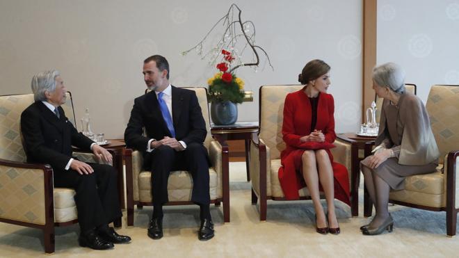 Felipe VI anima a reforzar la ya «excelente» relación entre España y Japón