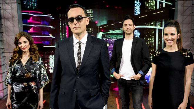 El 'Risto enamorado' de Telecinco no puede con 'Allí Abajo'