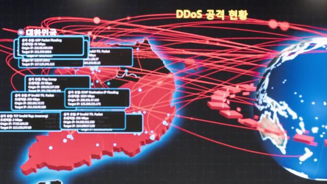 Estados Unidos acusa a Corea del Norte de estar detrás del ciberataque