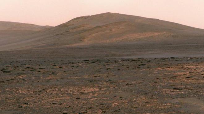 «Habría que perforar el subsuelo para confirmar si hay vida en Marte»