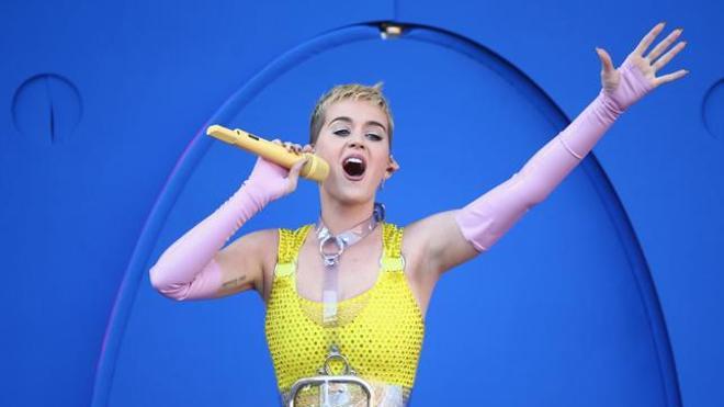 El truco antipaparazzi de Katy Perry es letal