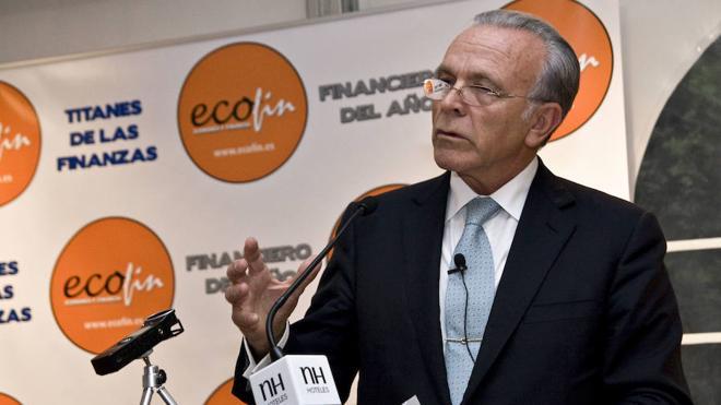 Isidro Fainé, premio Financiero del Año 2017
