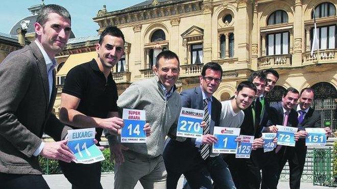 274 equipos en la Carrera de empresas
