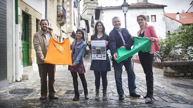 La comarca del Bidasoa se suma a la propuesta musical de Donostia'2016