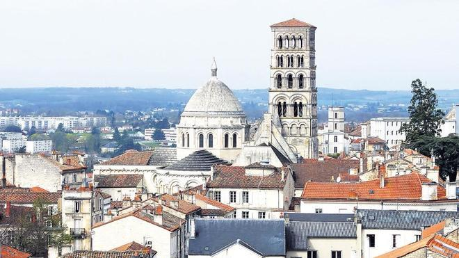 Angoulême, la ciudad en viñetas