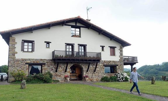 Los caseríos abren sus puertas | El Diario Vasco