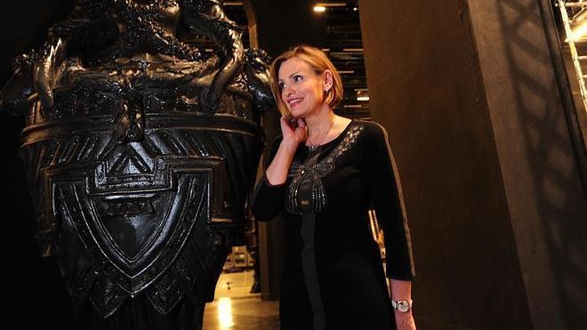 Ainhoa Arteta actúa mañana en San Sebastián junto con la Sinfónica de Bilbao