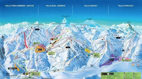Los Cuatro Valles De Formigal El Diario Vasco