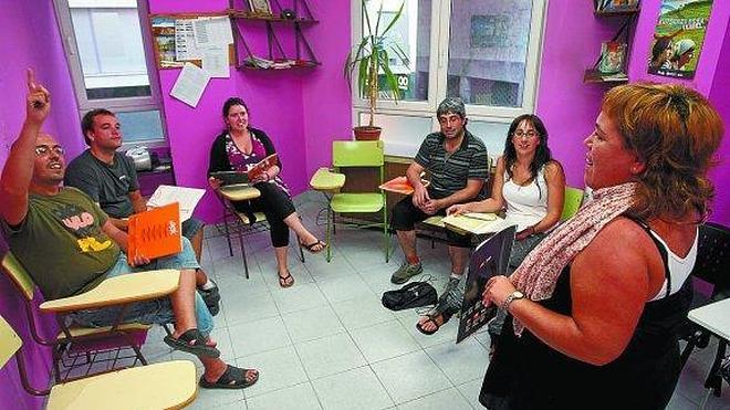 Organizados diferentes cursos de euskera para el mundo laboral