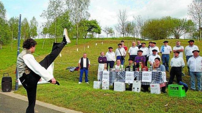 40 sidrerías participarán el sábado en el Sagardo Eguna