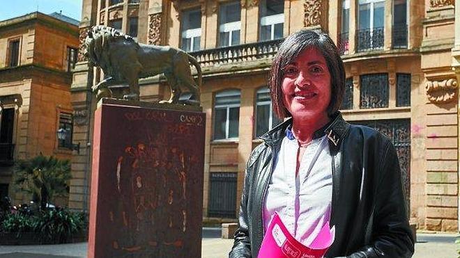 Arantza Aranzabal: «La corrupción moral de Bildu es incluso peor que la política»