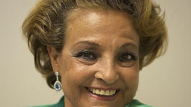 Carmen Sevilla, hospitalizada de urgencia por una infección