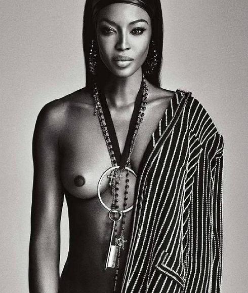 Naomi Campbell Se Desnuda Por Completo A Los 45 Años El Diario Vasco