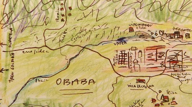 'Muskerraren bideak' lotuko ditu Obaba eta Asteasu