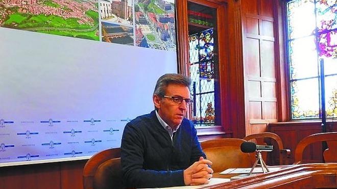 El PTP permitirá una ampliación parcial del polígono de Araso