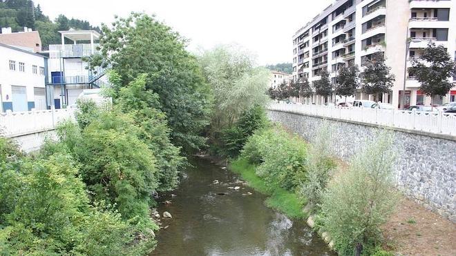 Butrón, Deba, Oiartzun y Zadorra son los ríos vascos en peor estado