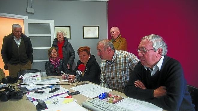 La A VV Centro muestra su desacuerdo con el proyecto de Cipriano Larrañaga