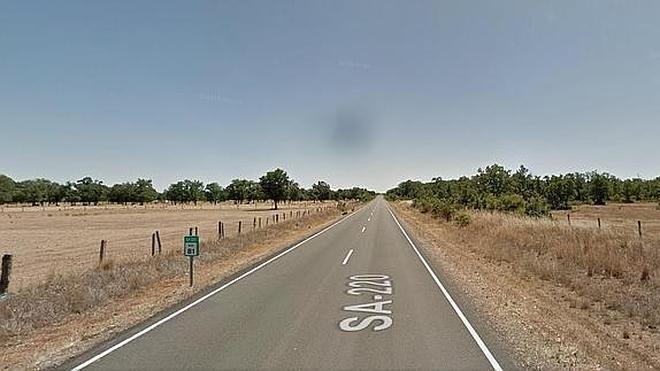 Detenido un vecino de Ermua en Salamanca por circular a 194 km/h con una moto