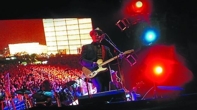 Las noches donostiarras de Elvis Costello