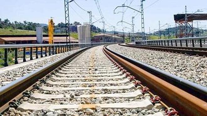 Adif adjudica las obras para el ancho mixto de vía entre Hernani e Irun por más de 45 millones