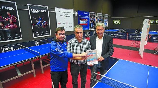 El Leka Enea-Irun presenta diez equipos para sus competiciones