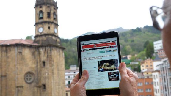 La Diputación de Gipuzkoa impulsa el despliegue de redes de banda ancha en pueblos pequeños