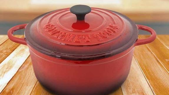 Los beneficios de utilizar ollas de hierro fundido el for Cocinas de hierro fundido