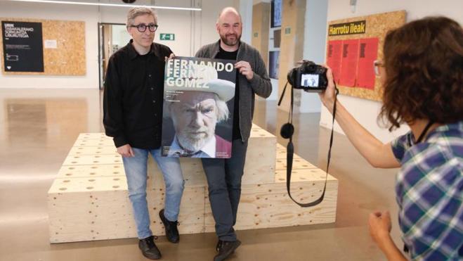 La Filmoteca Vasca recupera la faceta como director de Fernando Fernán Gómez